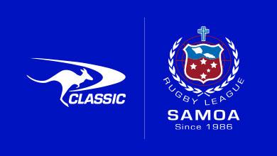 Classic Sportswear partners with Toa Samoa